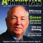 Is it the 'green' technologies of Johnson Controls that will lead the race to the USD 50 billion