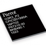 Parrot unveils its latest SDR chip O3+ for the automotive industry