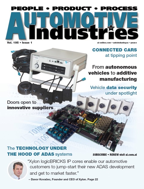The intelligence behind ADAS systems