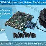 Xylon Announces Latest Release of the logiADAK Kit for Vision-Based ADAS