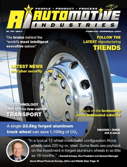 Lightweight wheels for heavyweight applications