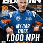 BLOODHOUND - One Year From Record Attempt- World Land Speed Record Challenge on track for October