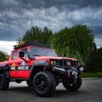 LINE-X Showcases New OEM Alkane and Its Off-Road Concept Vehicle; DieselSellerz