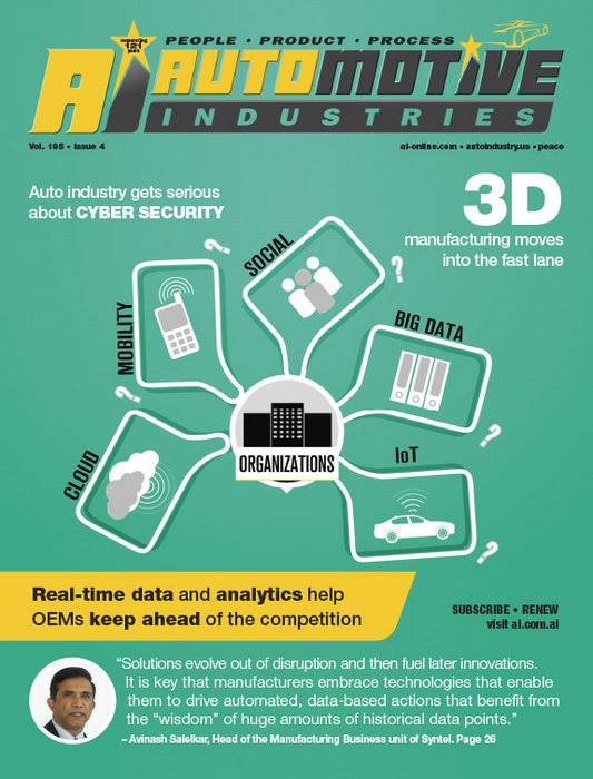 Real-time data and analytics help OEMs keep ahead of the competition