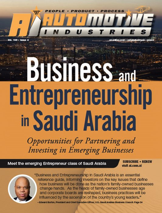 Automotive opportunities in Saudi Arabia