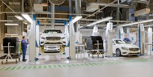 Valmet Automotive awarded best partner for Mercedes-Benz Cars