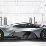 Michelin Chosen as Official Tyre Supplier for the Aston Martin Valkyrie Hypercar
