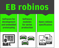 Elektrobit adds four new software modules to EB robinos framework for developing automated driving