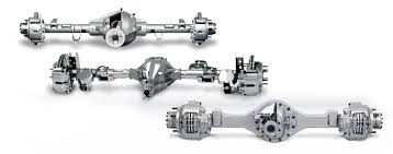 AM's New QUANTUM Driveline Technology Reduces Axle Weight