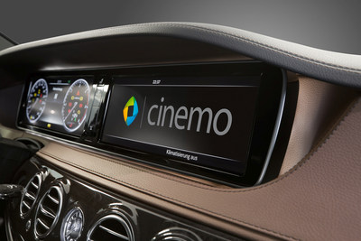 Alpine to Provide Cinemo's Multimedia Platform in Latest Infotainment Systems