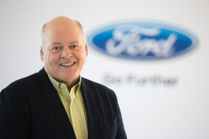 Ford names Jim Hackett as president and CEO and announced key global leadership changes