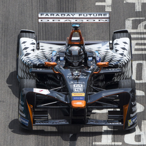 Mouser Electronics-Backed Formula E Race Team Gears Up for New York