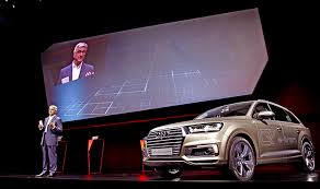 Automotive innovation again steals the show