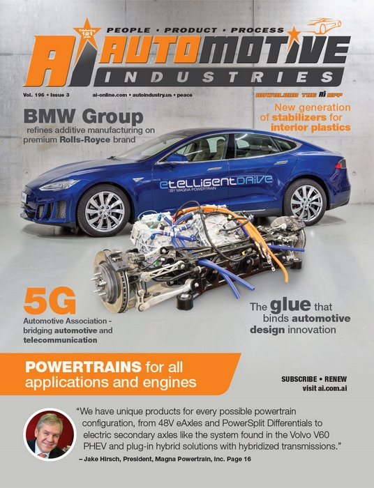 Staying on track with powertrain development