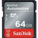 Western Digital Corporation SanDisk Automotive SD card Announcement