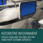 Cinemo's Unified Media Solution Presented on a Next Generation In-Vehicle Infotainment (IVI)