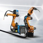 Discover custom-tailored solutions for welding and fabrication from KUKA at FABTECH 2017