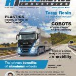 Aluminum wheels help reduce operating costs