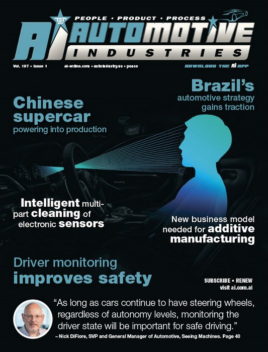 Driver monitoring systems hold key to improved safety