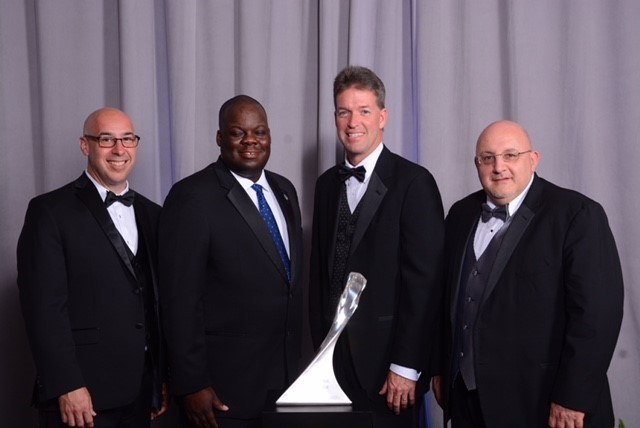 General Motors Recognizes Laird for Performance