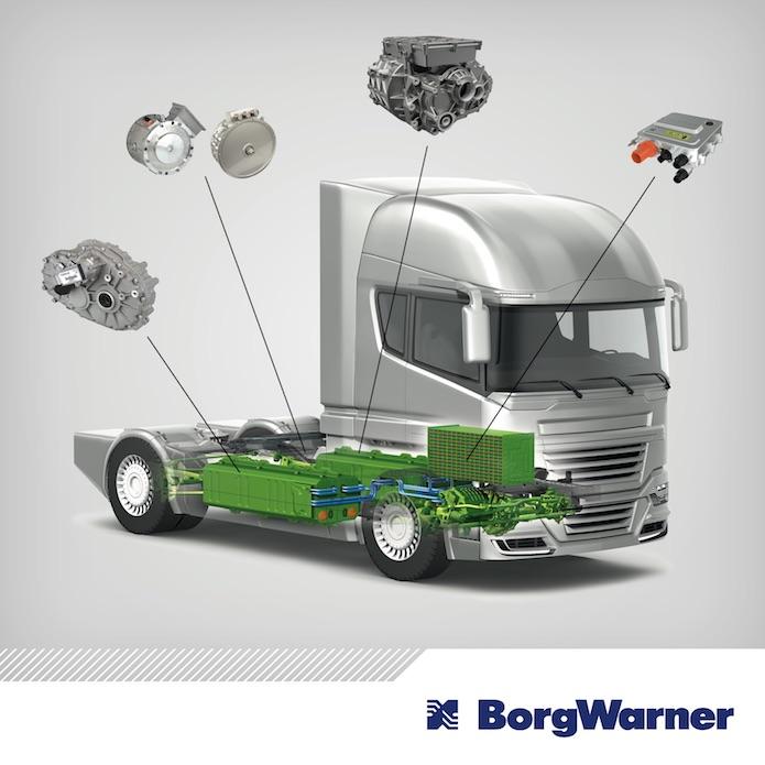 BorgWarner innovation highlights at IAA