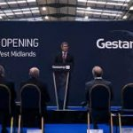 Gestamp opens its new plant in West Midlands