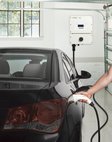 SolarEdge Collaborates with Google to Integrate EV Charging with the Google Assistant