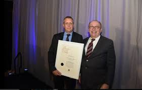 BorgWarner receives 2019 SAE Foundation Gordon Millar Award