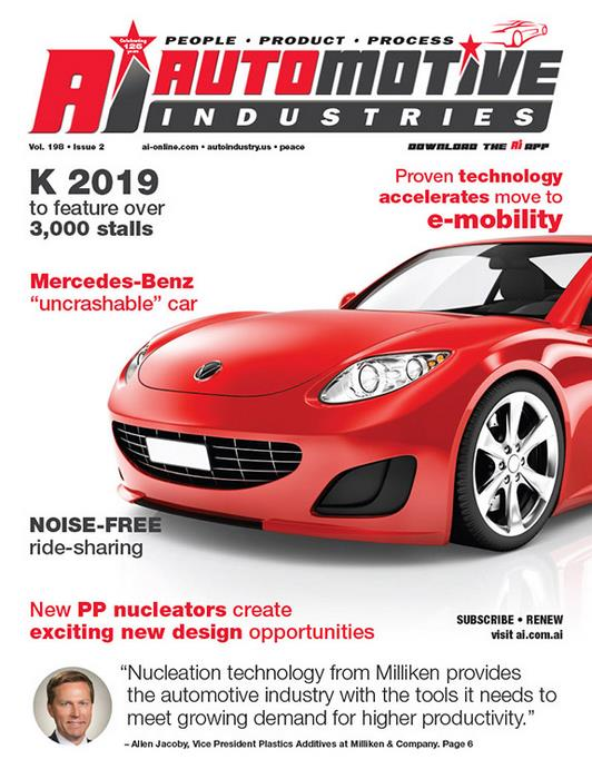 PP nucleating breakthroughs redefine automotive material design