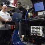 Autonomous robot maps out future for self-driving cars