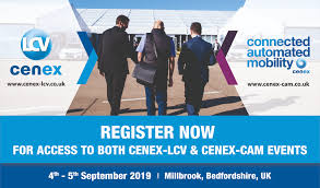 Cenex-LCV2019 and Cenex-Connected Automated Mobility (CAM) releases extensive seminar programme