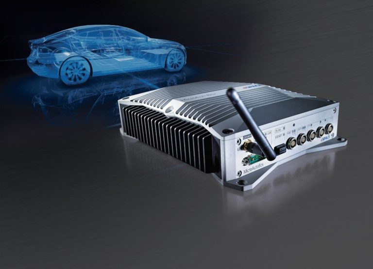 dSPACE Introduces the Next Generation of Its Compact In-Vehicle Prototyping System MicroAutoBox