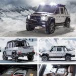 World premiere at the 2020 Geneva Motor Show: BRABUS 800 Adventure XLP