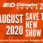 CHINAPLAS rescheduled to 3-6 August 2020 at NECC in Shanghai