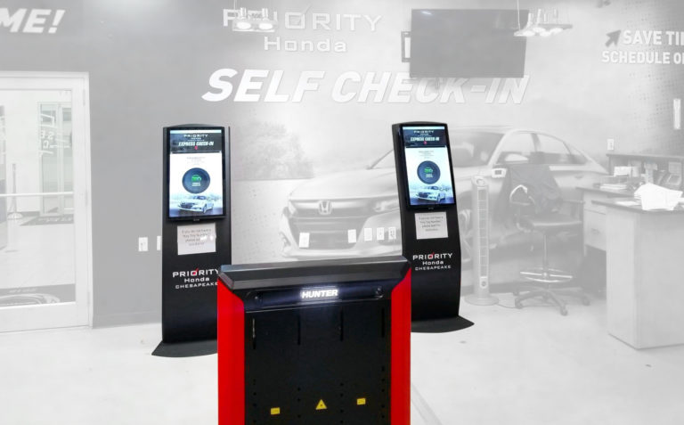 Hunter and GoMoto launching automatic alignment selling at NADA 2020