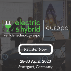 Battery Show Stuttgart 2020